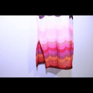 ASOS Dresses - ASOS Color Blocked Short Sleeve Bodycon Dress